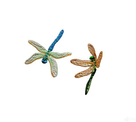 embroidery design dragonfly swndd210 dragonfly embroidery design
