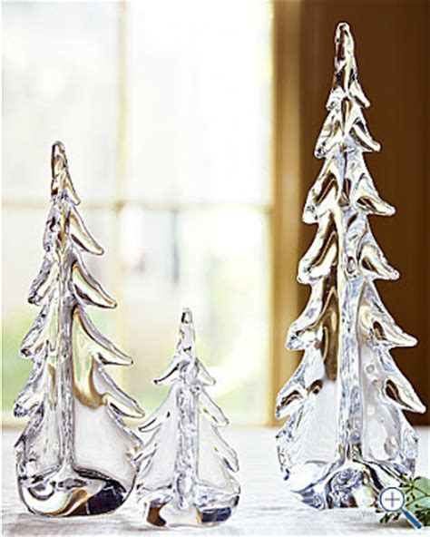 simon pearce glass christmas trees willow decor simon pearce evergreen trees and 3 grains giveaway winner