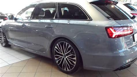 V6t Audi 2016 audi a6 avant quattro v6t 3 0 tdi 218 hp 237 km h in