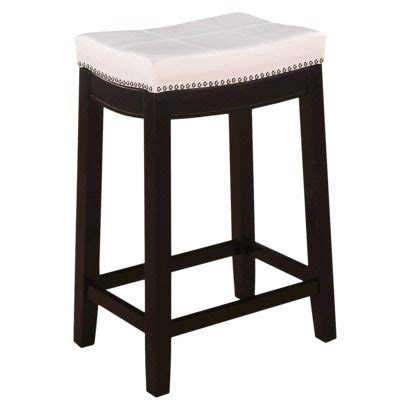 counter height padded saddle stools padded saddle counter stool cher c
