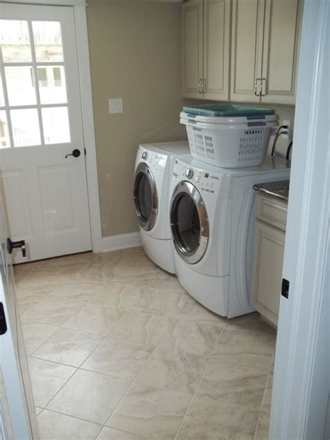 Best Flooring For Laundry Room by Seashore Floors Gallery Traditional Laundry Room