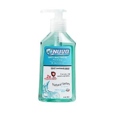 distributor nuvo hand sanitizer pt indah jaya indonesia