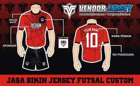 Pasang Nama Dan Nomor Punggung Printing Official Jersey 1 bikin baju futsal dengan font keren printing dan polyflex vendor jersey
