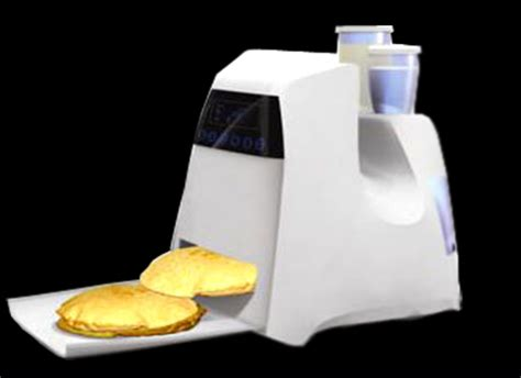 Kitchen Furniture India by Rotimatic Fancy Making Chapati In A Flash Hometone