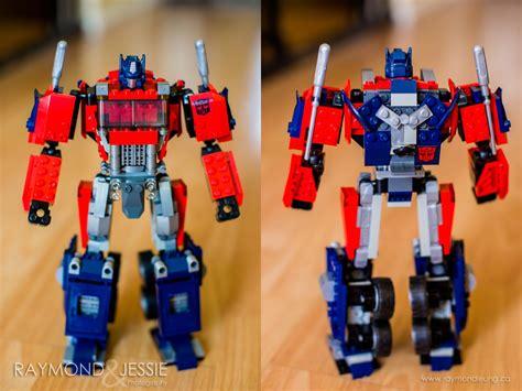 Brick Sy 951 Transformer Optimus Prime 2 In 1 Lego Figure Murah la bricks hobby kre o optimus prime mod version