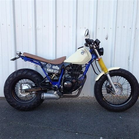 Motorrad Yamaha Tw200 by Yamaha Tw200 I Have On Just Like This Motorcycles