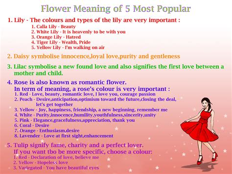 favorite meaning 5 favorite flower meanings the secret language of flowers