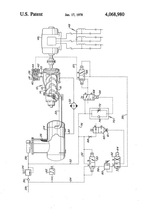 patent us4068980 compressor startup patents