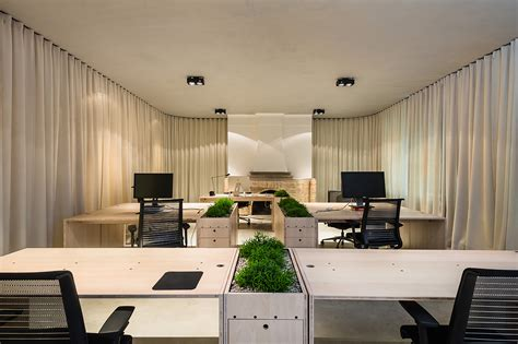 office drapes un curtain office dekleva gregoric architects archdaily