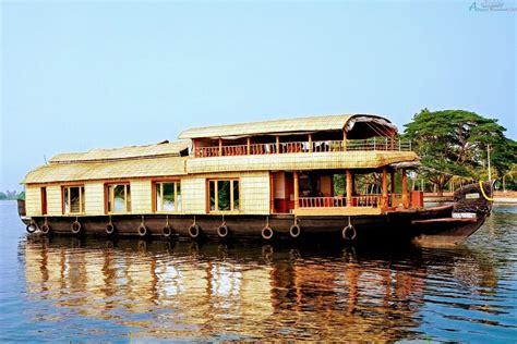 kerala tourism alleppey boat house 3 bedroom deluxe houseboat at alleppey alleppey
