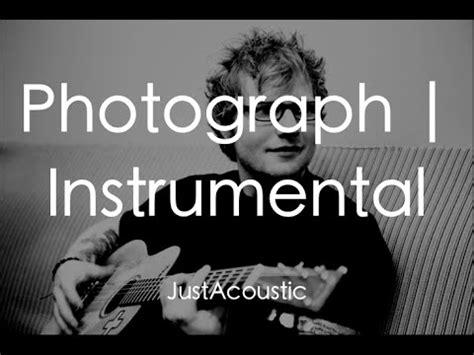 download mp3 ed sheeran photograph acoustic photograph ed sheeran acoustic instrumental youtube