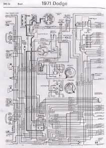 1972 Dodge Dart Wiring Diagram 1970 Dodge Dart Wiring Diagrams Dart Free