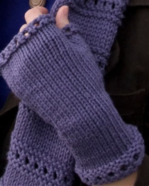 how to knit gloves with circular needles beginner montgomery fingerless mitts circular needles