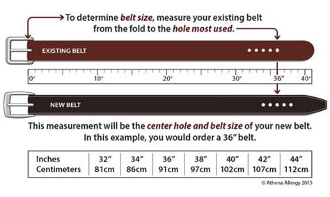 How To Measure A For A Slipcover by How To Measure Your Belt Size
