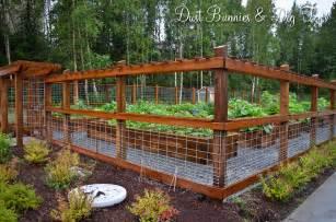 Garden Fencing Trellis Raised Garden Beds Trellis Fence Ideas On
