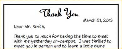 4 thank you note after ganttchart template