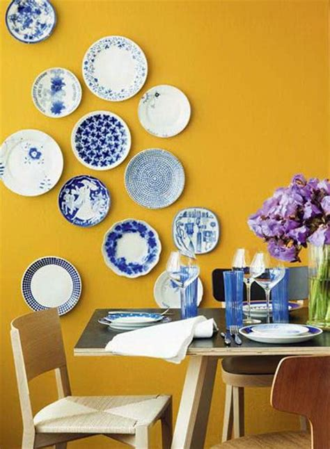 Decorated with a beautiful wall plate ideas for home garden bedroom kitchen homeideasmag com