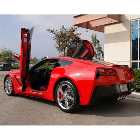 corvette vertical doors corvette c7 with scissor doors thinglink