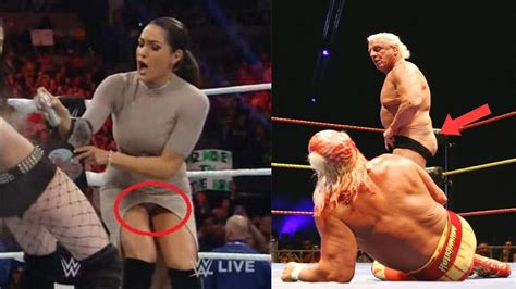 Wrestler Wardrobe by 5 Wardrobe Does Not Want You To See