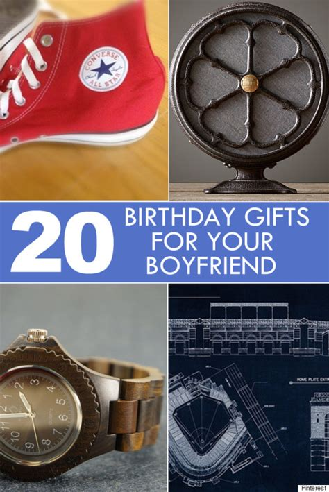 gifts to give your for birthday gifts for boyfriend what to get him on his day