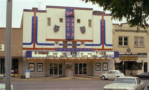 clark screening room arts theater the portal to history