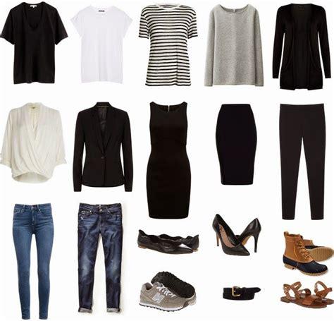 s wardrobe essentials 1000 ideas about wardrobe basics on