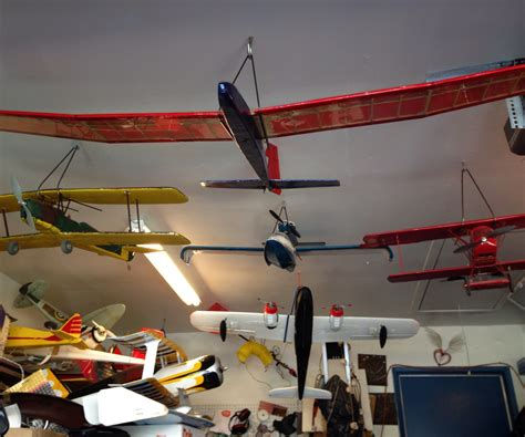 Airplane Garage by R C Airplane Storage Hangers To Organize Your Fleet And