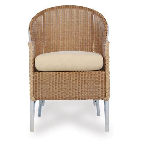 wicker barrel dining chair lloyd flanders wicker barrel dining chair 8004