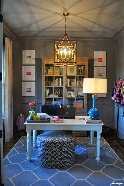 home to office use the power of color to make your home office hours more
