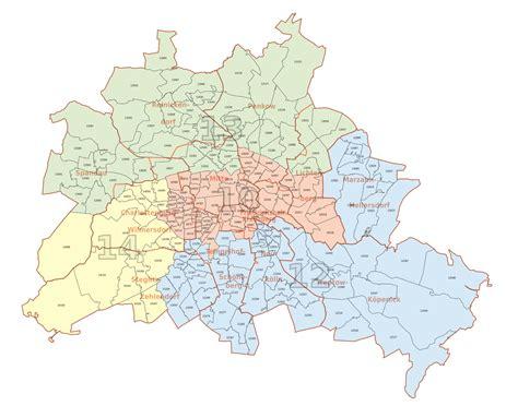 städtekarte deutschland datei berlin postleitzahlen svg