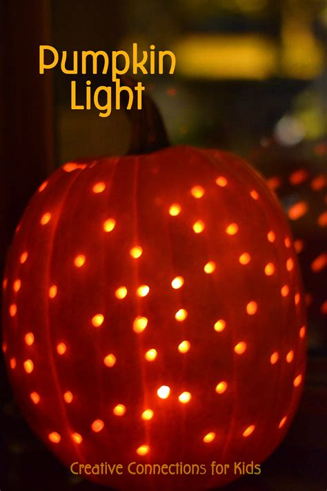 pumpkin light pumpkin light
