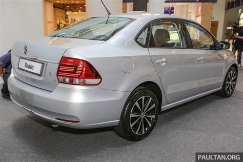 volkswagen vento 2016 volkswagen vento facelift spotted testing page 5