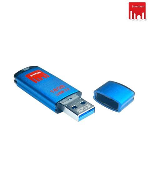 Strontium Jet Usb Flash Drive Usb 30 16gb Sr16gbbjet Black 1 strontium 16gb jet usb 3 0 flash drive blue buy
