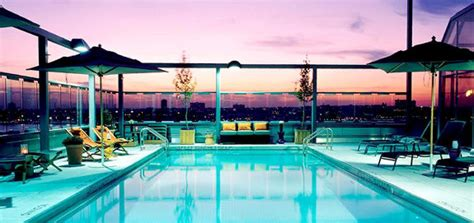 new york hotels with the best indoor pools the brothers nyc s coolest pools ny daily news
