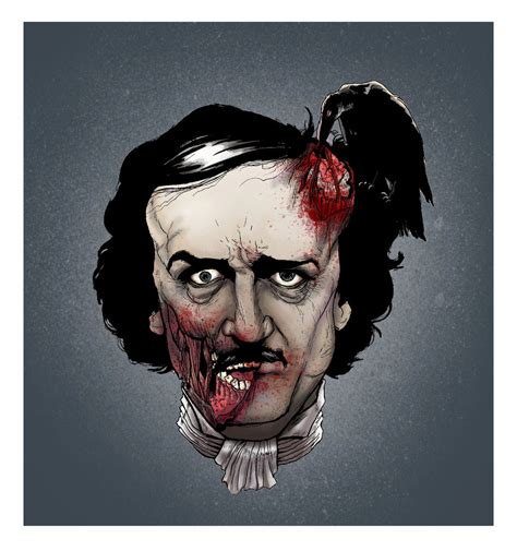 a by edgar allan poe edgar allan poe by marcalmeida on deviantart