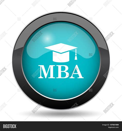 Mba Suomi by Mba Icon Image Photo Bigstock