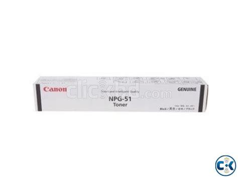 Toner Npg 51 Original 1 original canon npg 51 toner clickbd