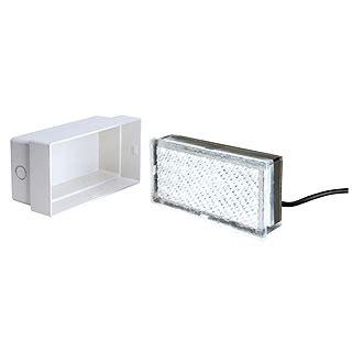 big white illuminazione led brick lights discount led lighting affordable led