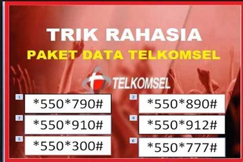 kode internet murah januari 2018 kode paket internet telkomsel murah terbaru 2018 kuota bro