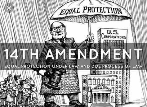 14th amendment sections 14th amendment ratified 1868 whom u s citizens right