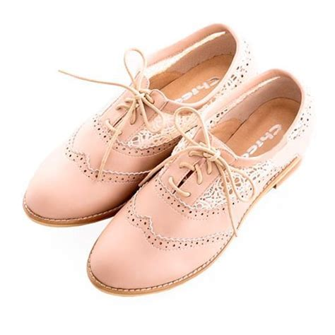 womens pink oxford shoes pin by emily ramirez on my style