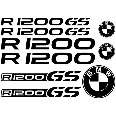 Wallstickers folies : Bmw r 1200gs Decal Stickers kit