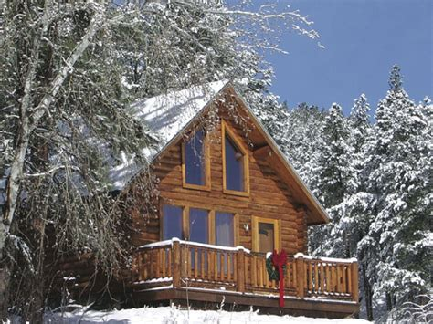 Cabin Rentals South Dakota by Newton Fork Ranch Well Appointed Fully Furnished Black