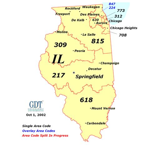 678 us area code time zone 618 area code map my