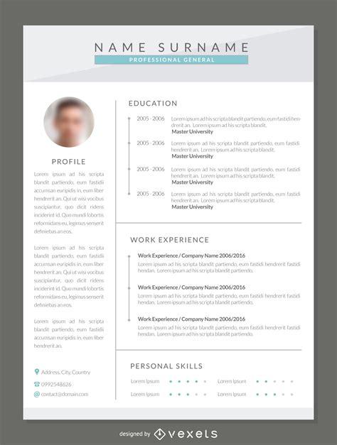 free modern resume templates modern free modern resume templates