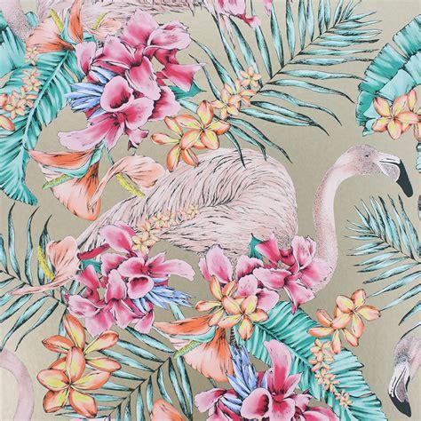 flamingo club wallpaper buy matthew williamson flamingo club wallpaper w6800 07