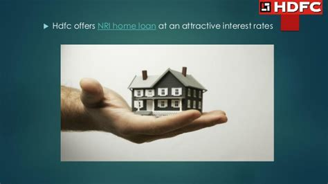 nri housing loan nri home loan