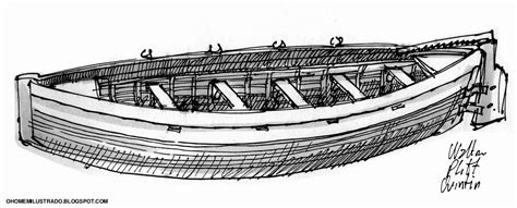 titanic boat sketch lifeboat sketch