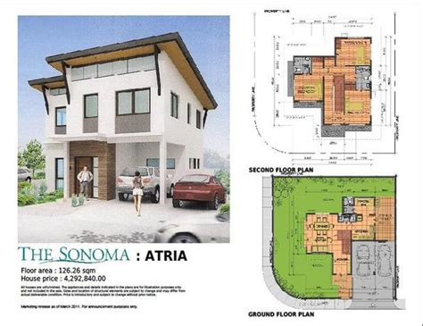 house design for 150 sq meter lot the sonoma at sta rosa city laguna the sonoma high end