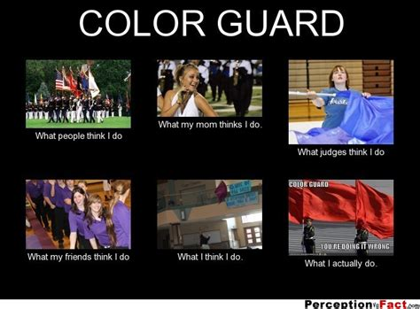 Color Guard Memes - winter guard color guard on pinterest color guard color